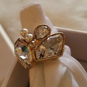 Authentic Atelier Swarovski Ring